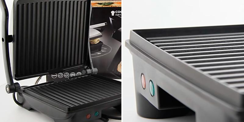 Review of Russell Hobbs 17888 Panini Press
