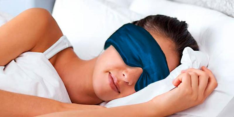 Review of Sleep Master smblu01 Sleep Mask