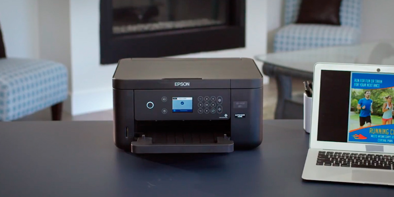 Review of Epson XP-4100 All-in-One Printer Printer
