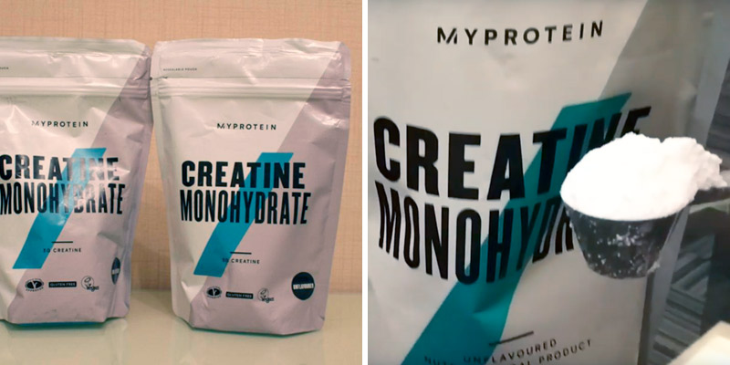 Review of Myprotein Monohydrate Creatine