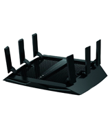 NETGEAR Nighthawk X6 (R8000) AC3200 (Tri-Band Wi-Fi, Armor Security)