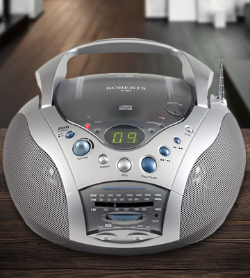Review of Roberts CD9959 Swallow LW/MW/FM Radio CD Player