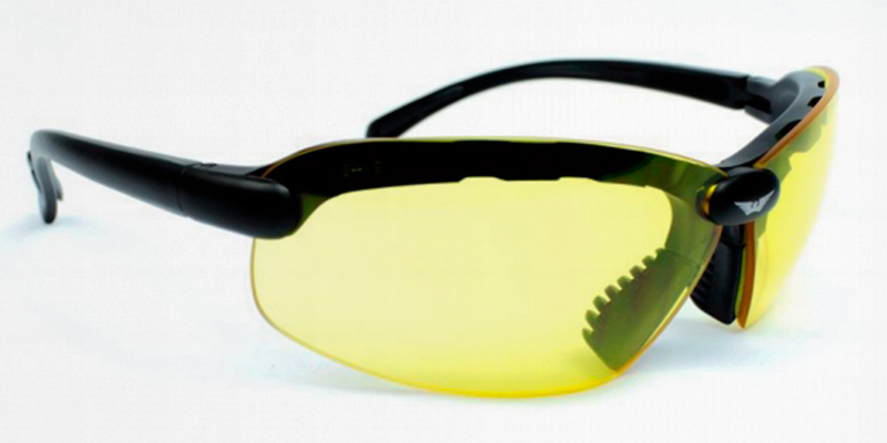 Review of Global Vision C-2000 Shatterproof Wraparound Shooting Glasses