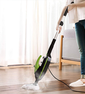 Review of Moolan Steam Mop Handheld Cleaner Upright Multi Purpose