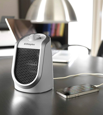 Review of Dimplex DDF250 Personal Desk Heater