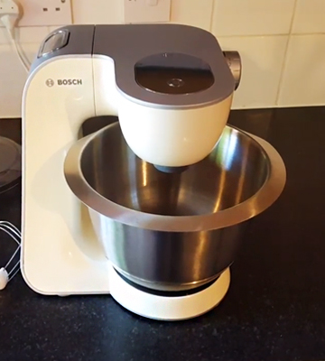 Review of Bosch MUM54920GB Kitchen Machine