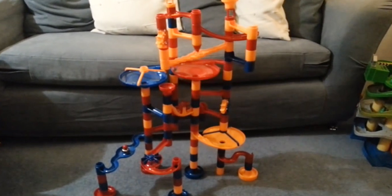Review of Galt Toys, Inc. 1004054 Mega Marble Run