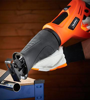 Review of VonHaus 710W 115mm Reciprocating Saw