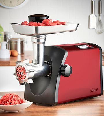 Review of VonShef 13/144 Electric Meat Grinder