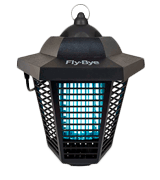 Fly-Bye Outdoor Bug Zapper