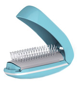TOUCHBeauty TB-1178 Anti-static Hair Brush for Blood Circulation and Stress Relieving Foldable Scalp Head Massager