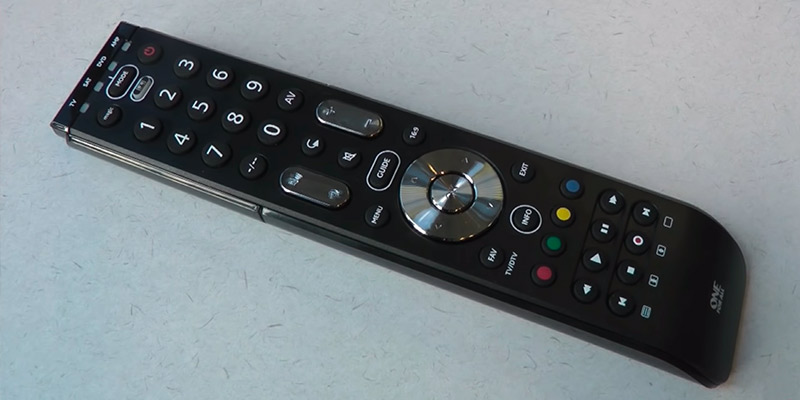 Review of One For All Essence 4 Universal Remote Control
