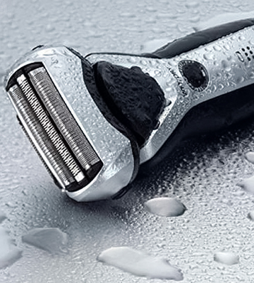 Review of Panasonic ES-RT47 3 Blade Electric Shaver Wet&Dry
