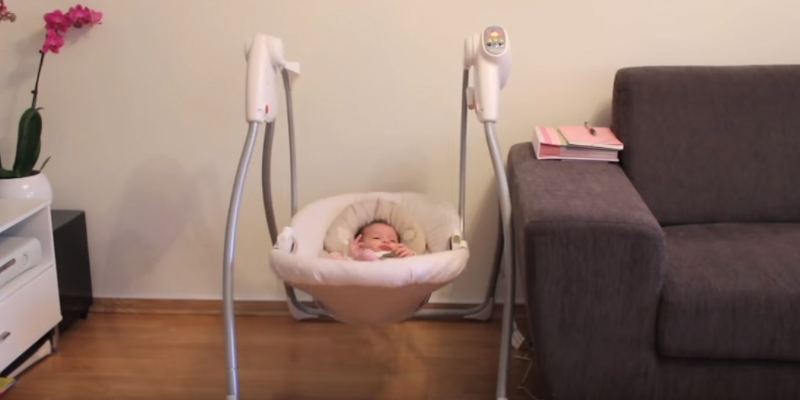 5 Best Baby Swings Reviews Of 2019 In The UK