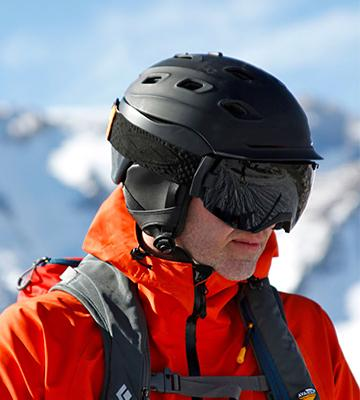 Review of Smith Men's Vantage Ski Helmet