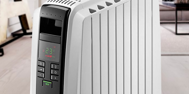 Review of De'Longhi Dragon 4 Oil Filled Radiator