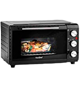 VonShef 2000003  20L Mini Oven Cooker and Grill