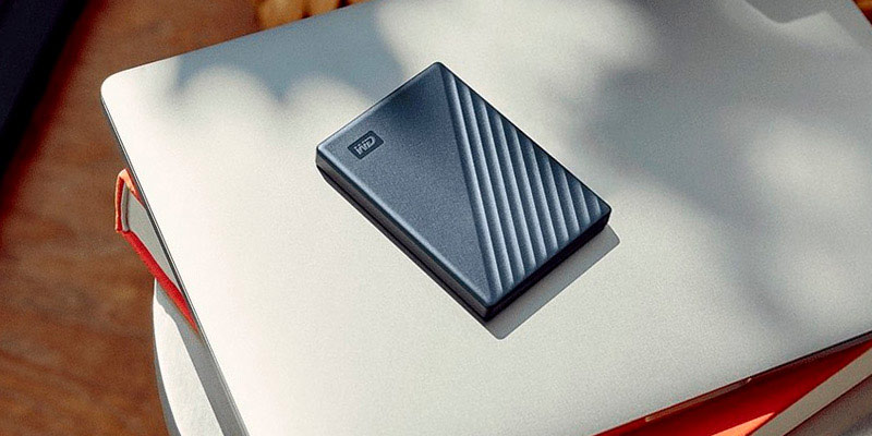 Review of WD My Passport External Hard Drive