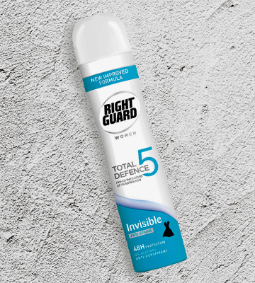 Review of Right Guard Women Anti-Perspirant Aerosol Deodorant