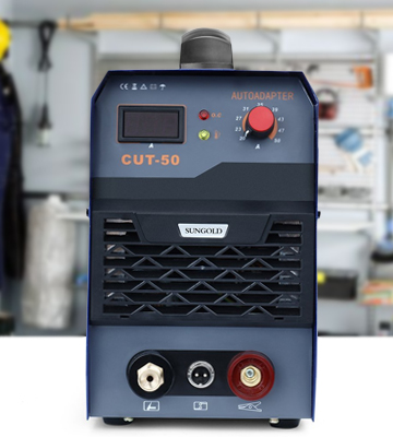 Review of Goldpower CUT50 Plasma Cutter