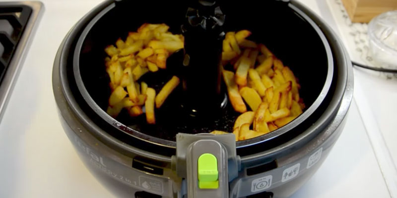 Detailed review of Tefal ActiFry Low Fat Fryer