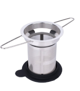 House Again Extra Fine Mesh Stainless Steel Tea Infuser