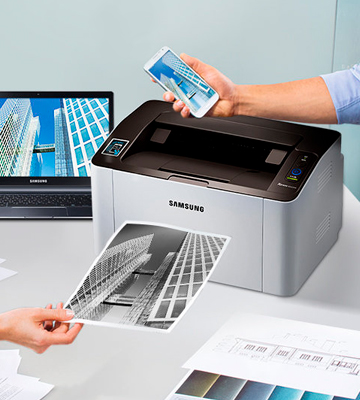 Review of Samsung M2026W Mono Laser Printer