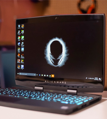 Review of Alienware m17 (2019) FHD 17.3-inch Gaming Laptop (Core i7-8750H, GeForce RTX 2070 8GB, 16GB RAM, 256GB SSD + 1TB HDD)