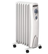 Dimplex OFRC15N 1.5 KW Oil Free Radiator with Thermostat