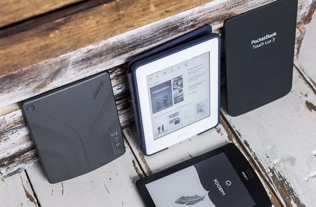 Best e-Readers for True Lovers of Reading