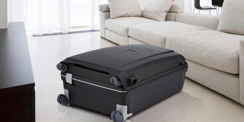 Review of Samsonite Aeris Suitcase