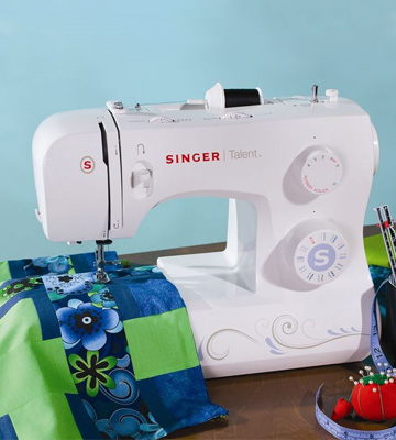 Review of SINGER Talent 3323 Sewing Machine
