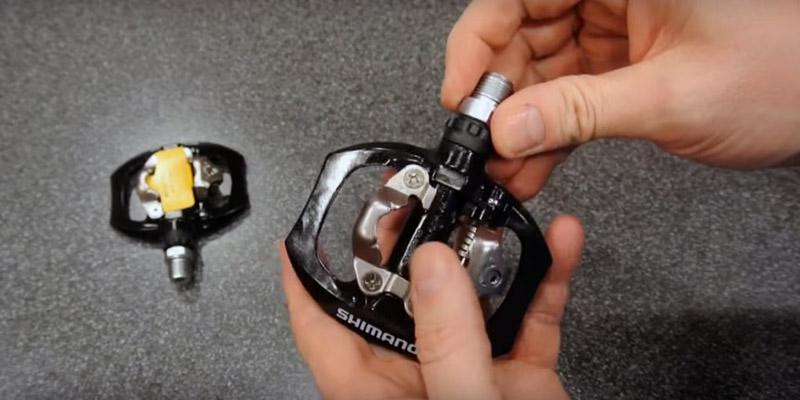 Review of Shimano PD-A530 SPD Road Pedals