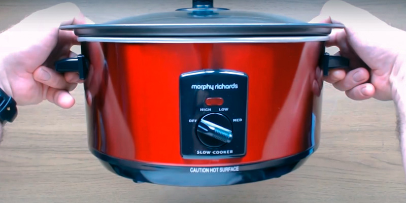 Review of Morphy Richards 48702 Rice Cooker and Steamer