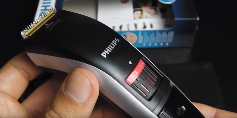 Review of Philips QT4013/23 Series 3000 Beard Trimmer