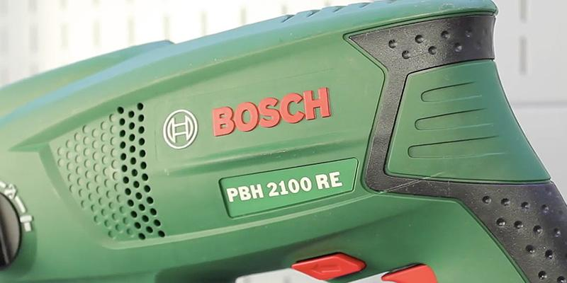 Bosch 6033A9370 Rotary Hammer Drill by Bosch in the use