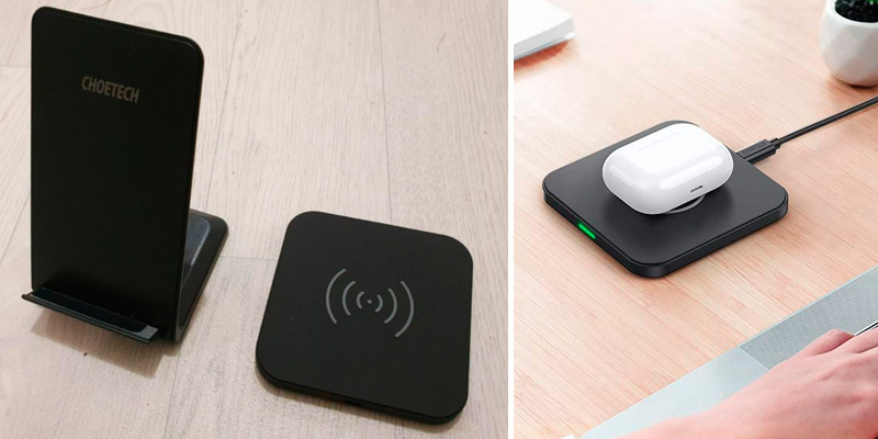 Review of CHOETECH JPP-68 10W QI Fast Wireless Chargers (2-Pack)