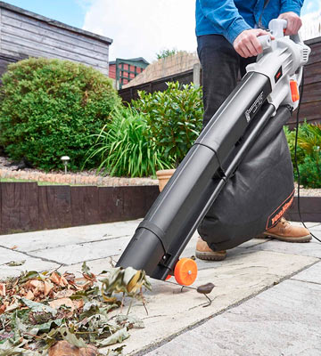 Review of VonHaus Leaf Vacuum 3 in 1, 3000W