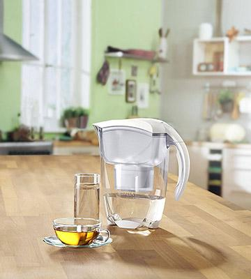 Review of Brita Elemaris Water Filter Jug