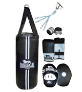 Lonsdale Contend Boxing set Punch Bag