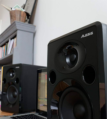 Review of Alesis Elevate 5 MKII Active Studio Monitor Speakers (Pair)