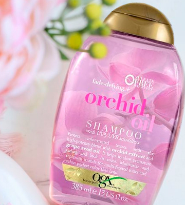 Review of OGX Orchid Oil Shampoo