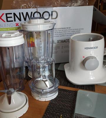 Review of Kenwood BL237