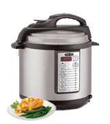 BELLA Multi-Function Electric 6 L Pressure Cooker