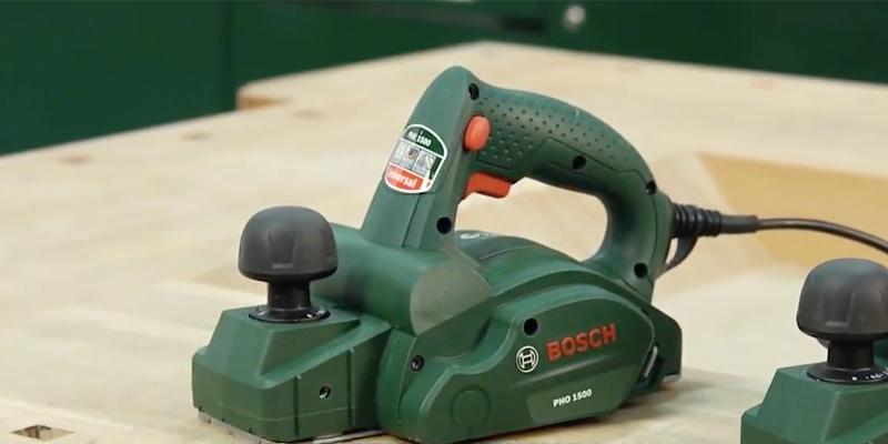 Detailed review of Bosch PHO 1500 Electric Hand Planer