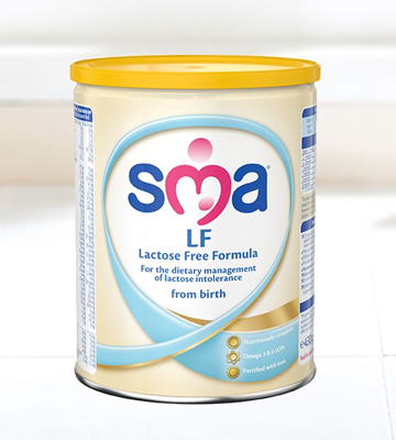 Review of SMA Lactose Free Formula From Birth