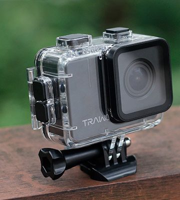 Review of Apeman TRAWO Action Camera (4K, 20MP, WiFi, Waterproof)