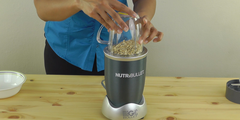 Review of Nutribullet NBR-0801B Smoothie Maker Bullet blender