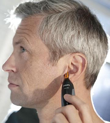 Review of Philips NT3160/10 Nose, Ear and Eyebrow Hair Trimmer