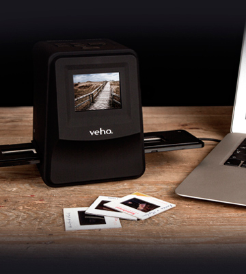 Review of Veho VFS-014-SF Smartfix Portable Stand Alone 14 Megapixel Negative Film & Slide Scanner